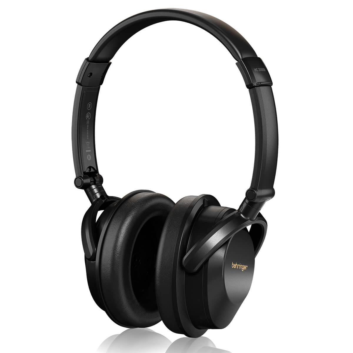 Fone de Ouvido Behringer HC 2000B sem Fio com Bluetooth