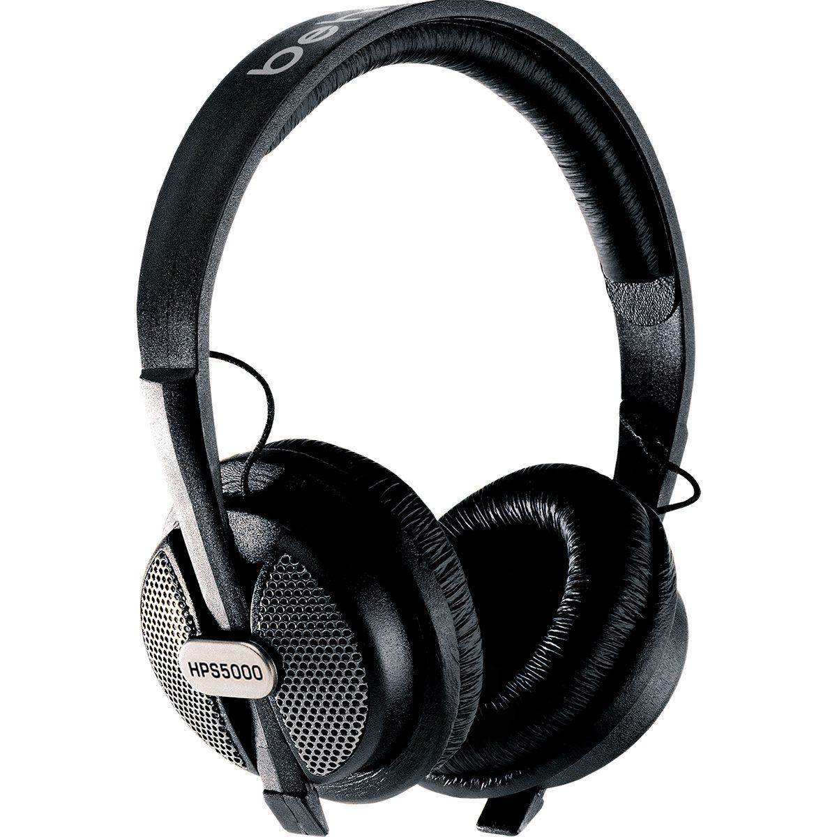 Fone de Ouvido Behringer HPS5000 High Performance Over Ear