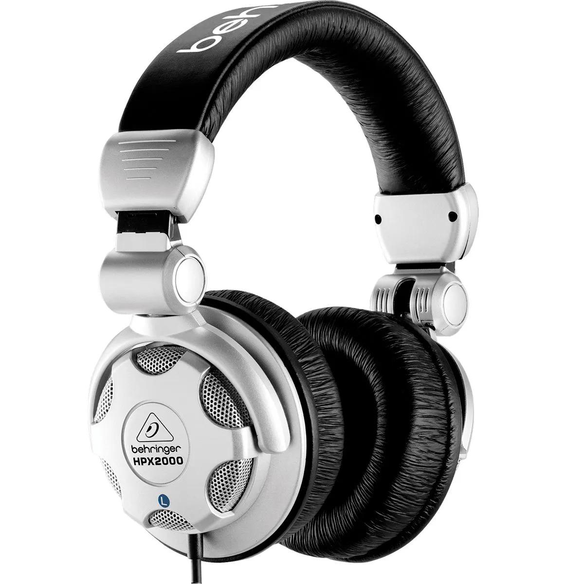 Fone de Ouvido Behringer HPX2000 High Definition Over Ear