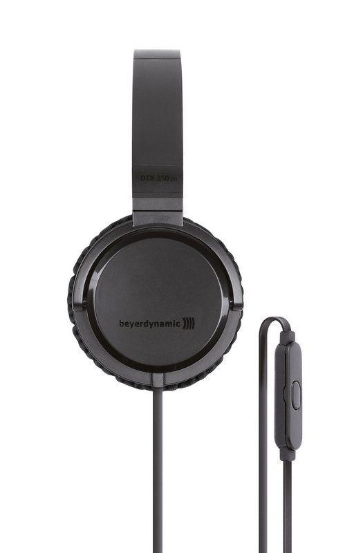 Fone de Ouvido Beyerdynamic DTX 350 M Over Ear Black