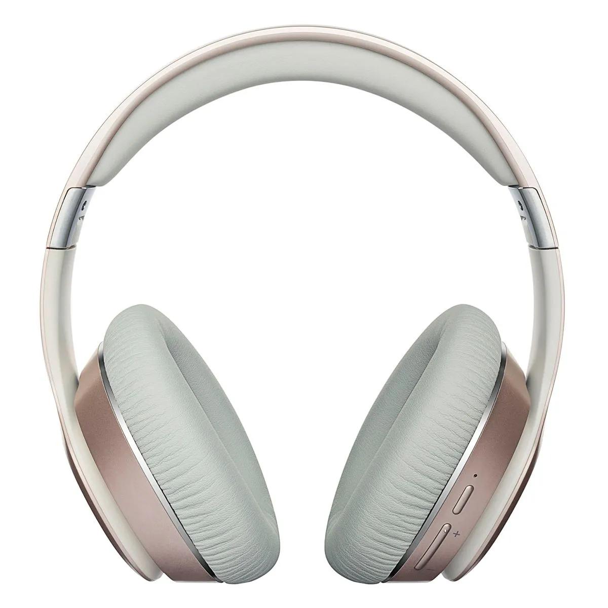 Fone de Ouvido Edifier W820BT Stereo Bluetooth Over Ear Dourado