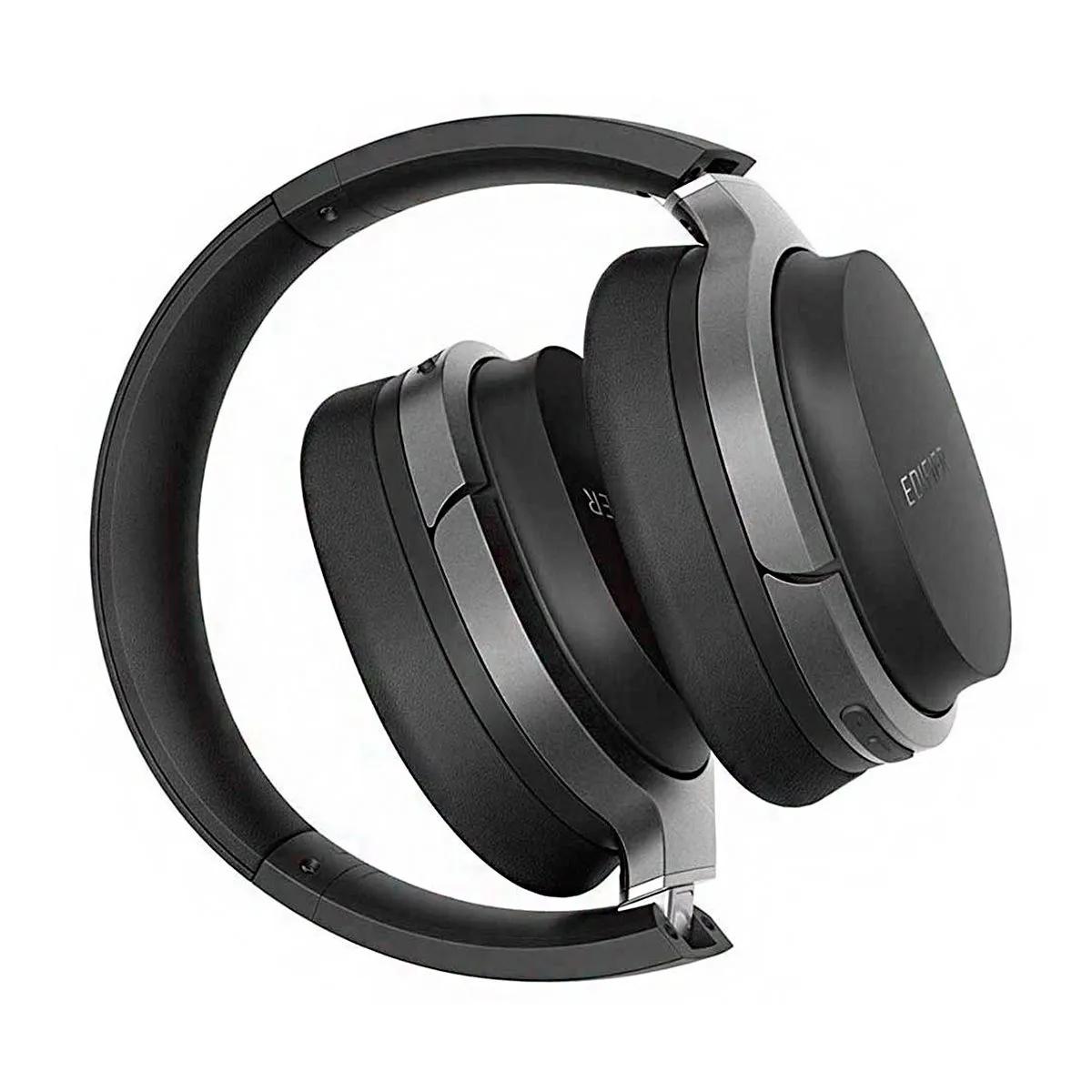 Fone de Ouvido Edifier W830BT Stereo Bluetooth Over Ear Hi-Fi Black