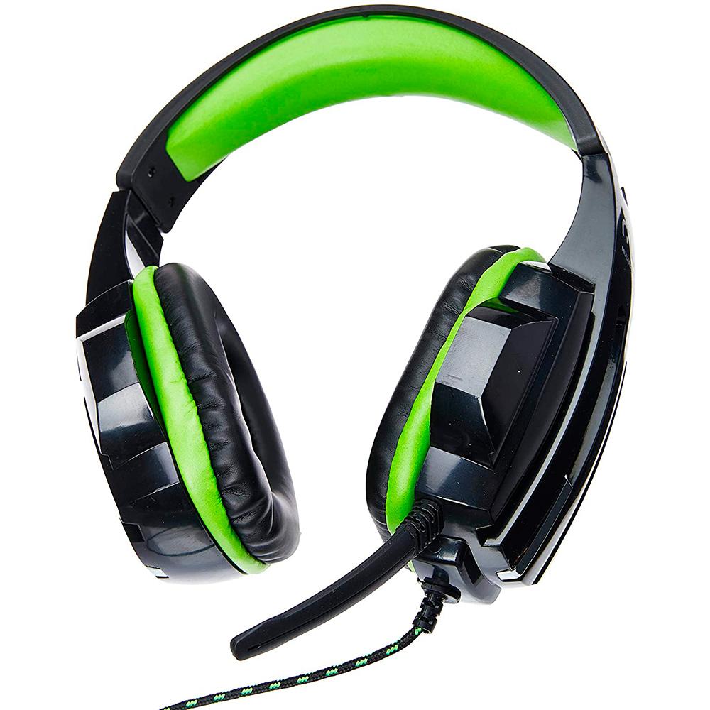 Fone de Ouvido Headset Gamer Multilaser PH123 Cabo Nylon