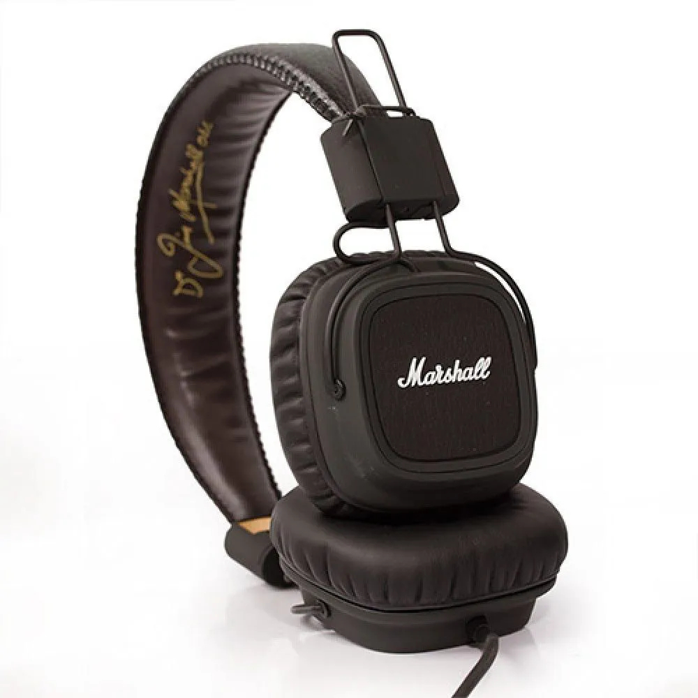 Fone de ouvido Marshall Major Black - Marshall