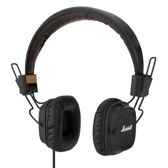 Fone de ouvido Marshall Major FX Black - Marshall