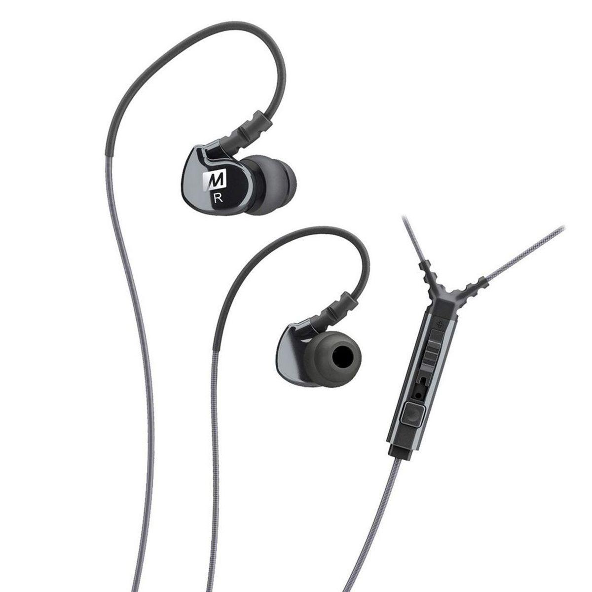 Fone De Ouvido Mee Audio M6 Sport-Fi Memory Wire In-ear