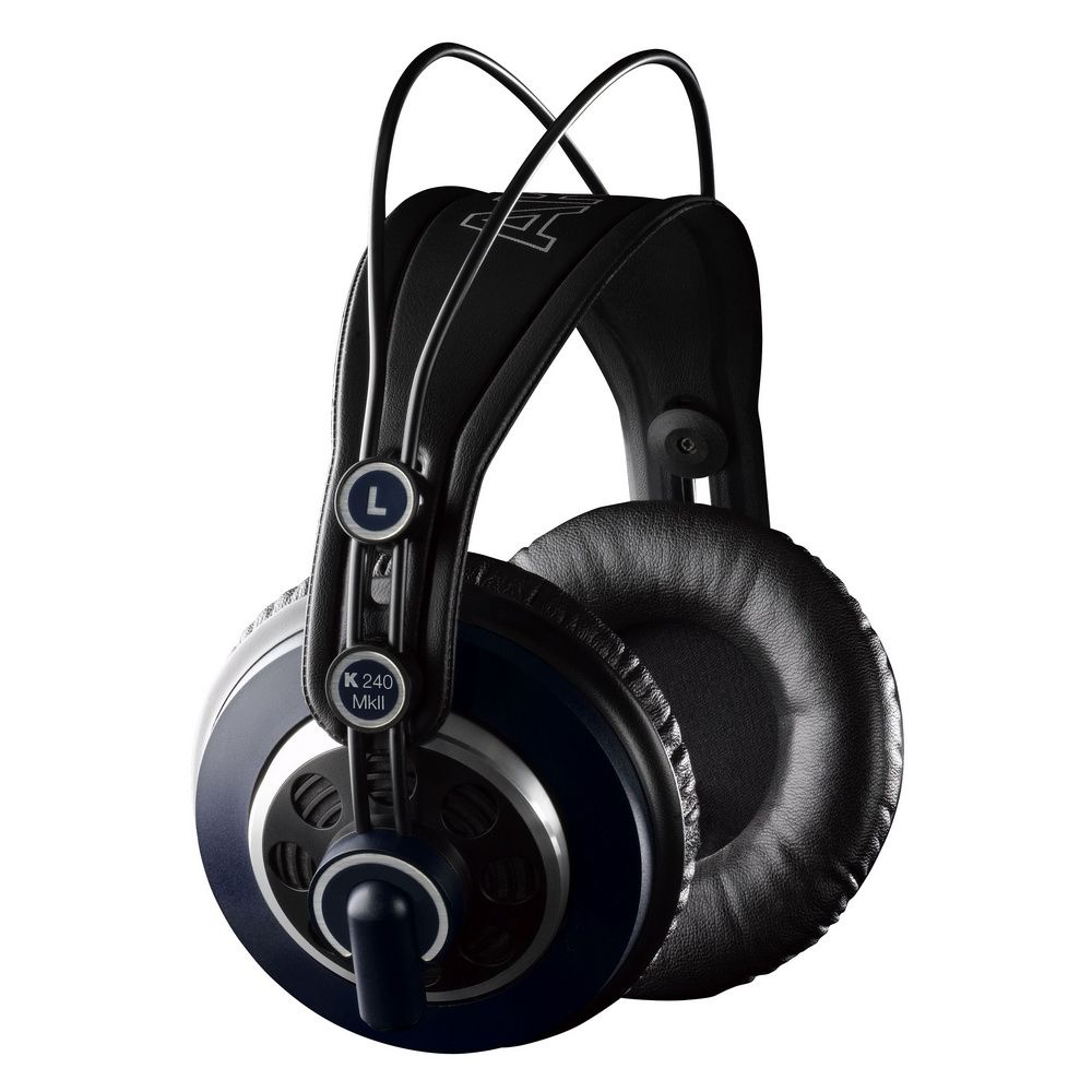 Fone de Ouvido Profissional AKG K240 MKII Over Ear