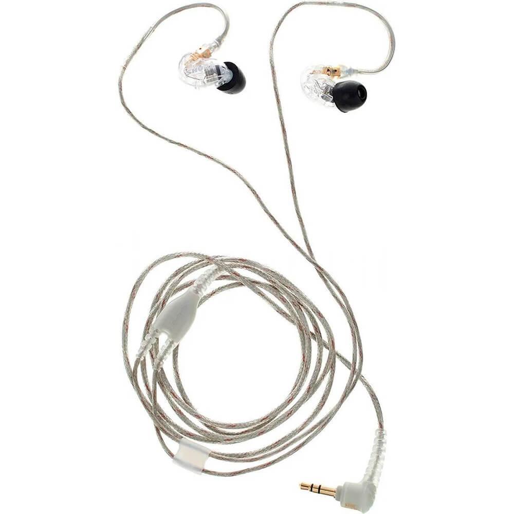Fone de Ouvido Shure SE215-CL Branco Sound Isolating
