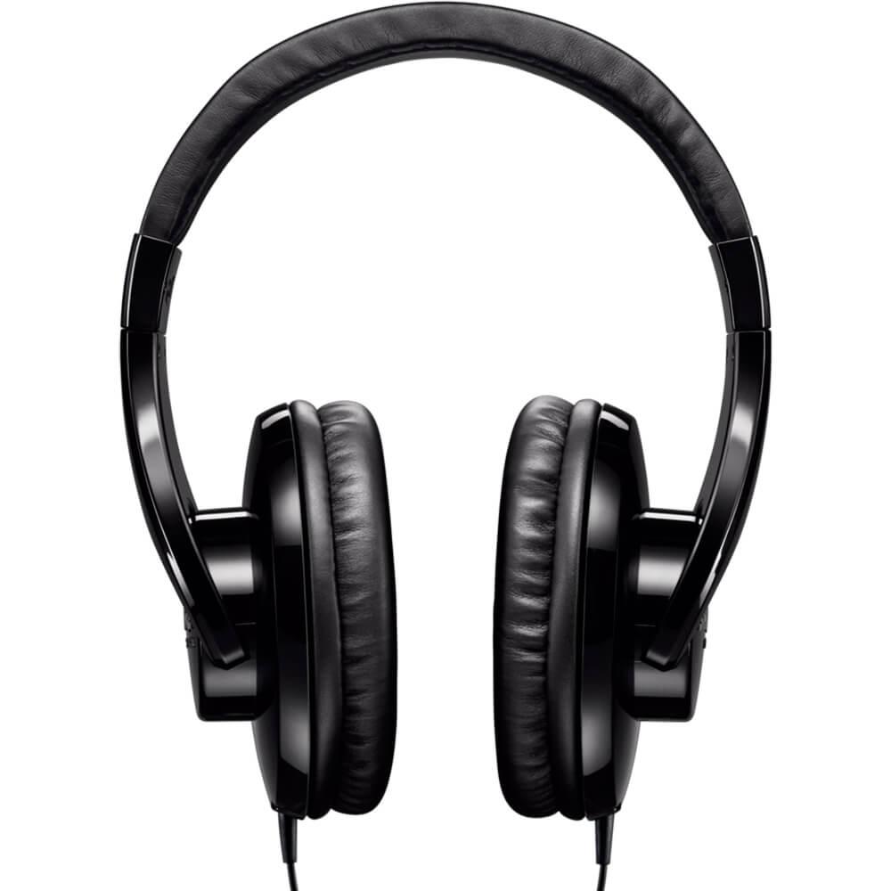 Fone de Ouvido Shure SRH240A Over-Ear Preto com Fio