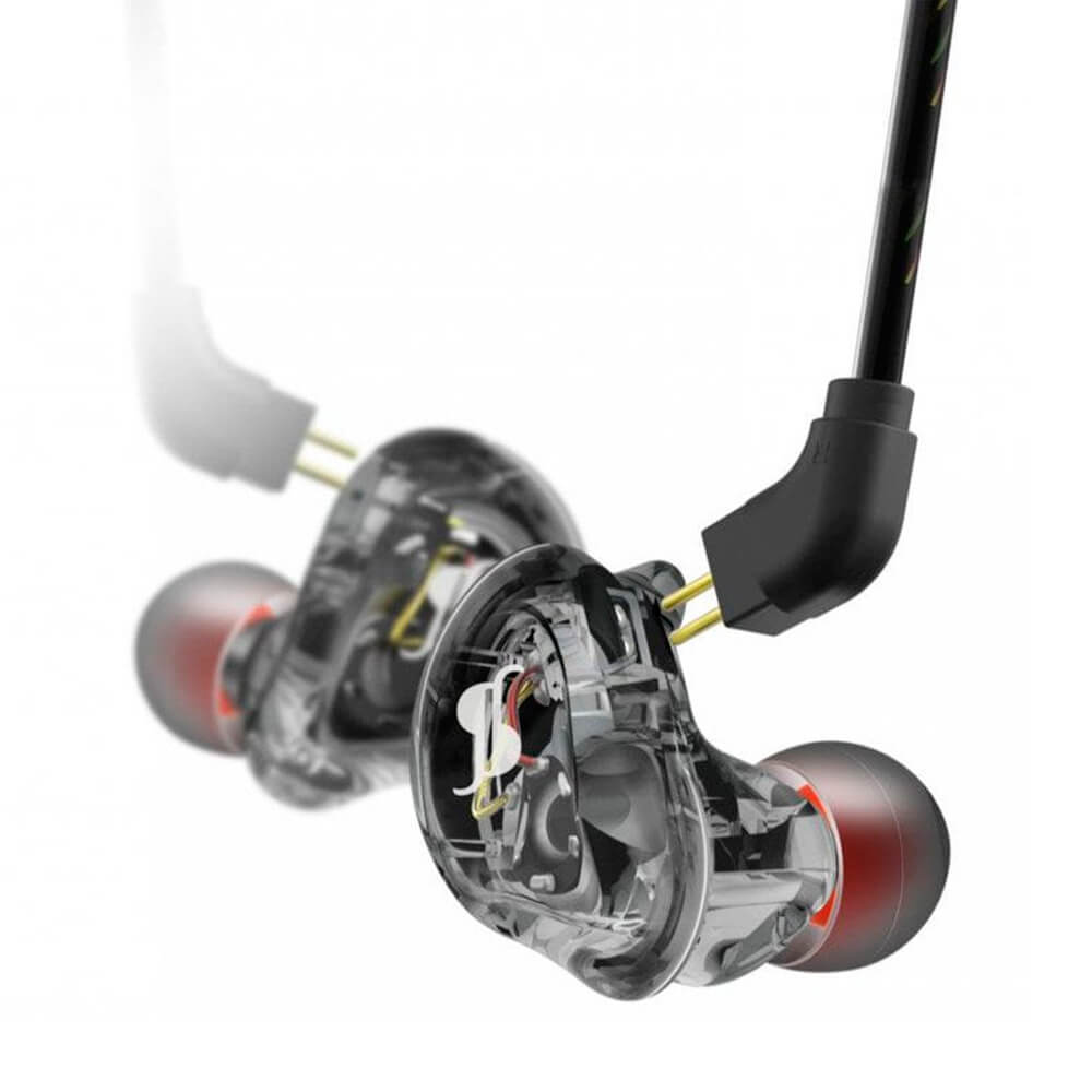 Fone In Ear Stagg SPM 235 BK Stage Monitor Dual Driver