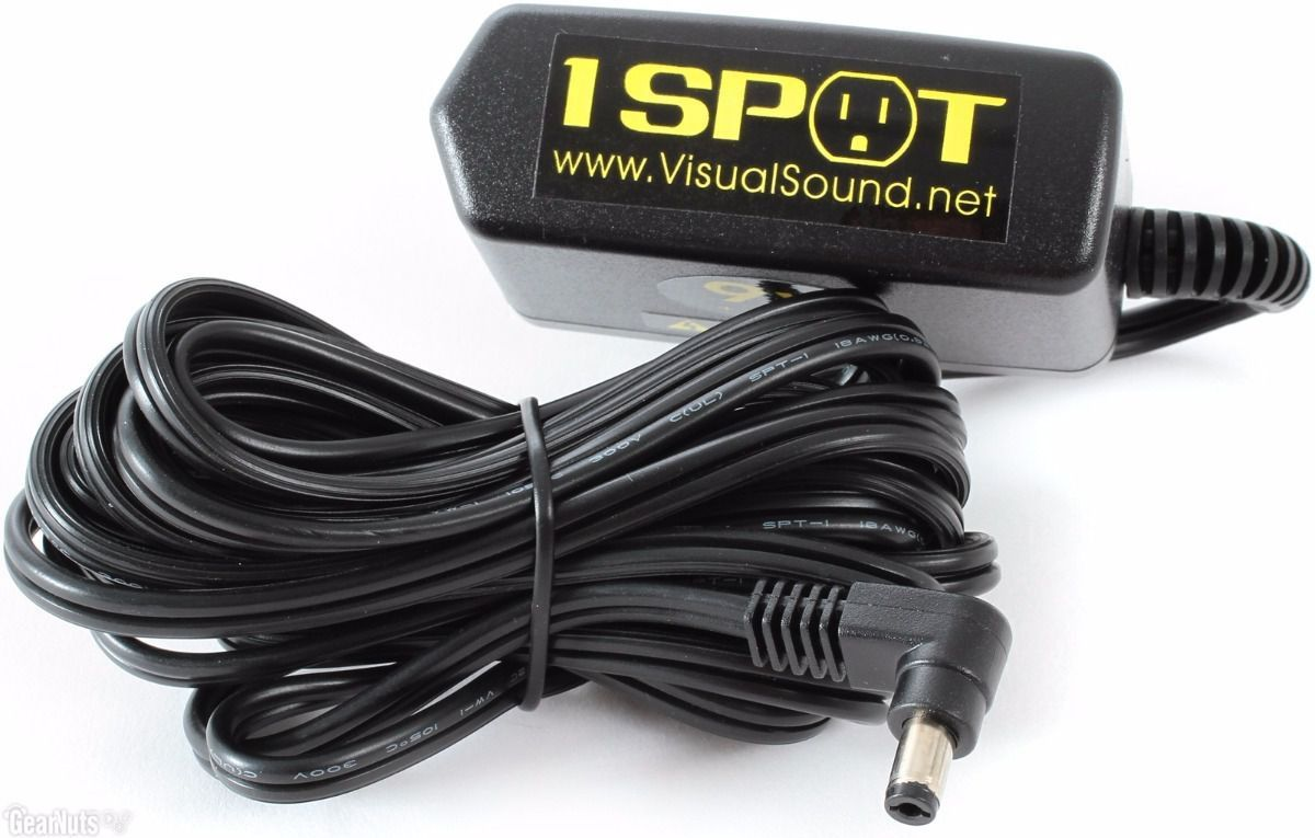 Fonte Visual Sound 1 Spot 9VDC 1700MA