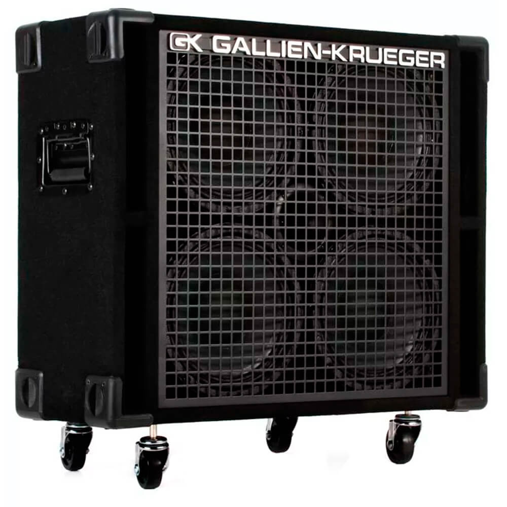Gabinete Gallien Krueger 410RBH/8 4x10 800W para Baixo