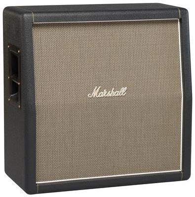 Gabinete Marshall 2061CX 60W 2x12 Handwired Angulada Para Guitarra