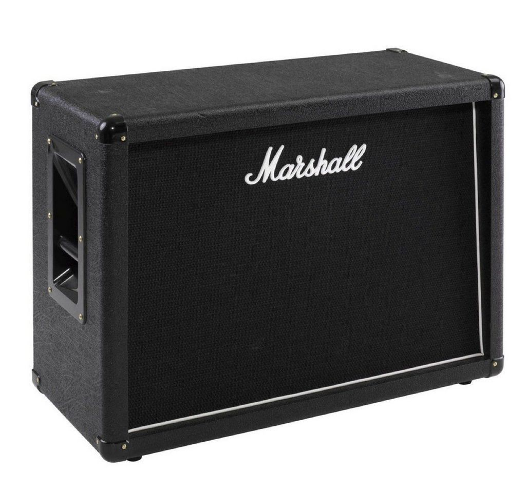 Gabinete Marshall MX212 Extension 160W 2x12 para Guitarra