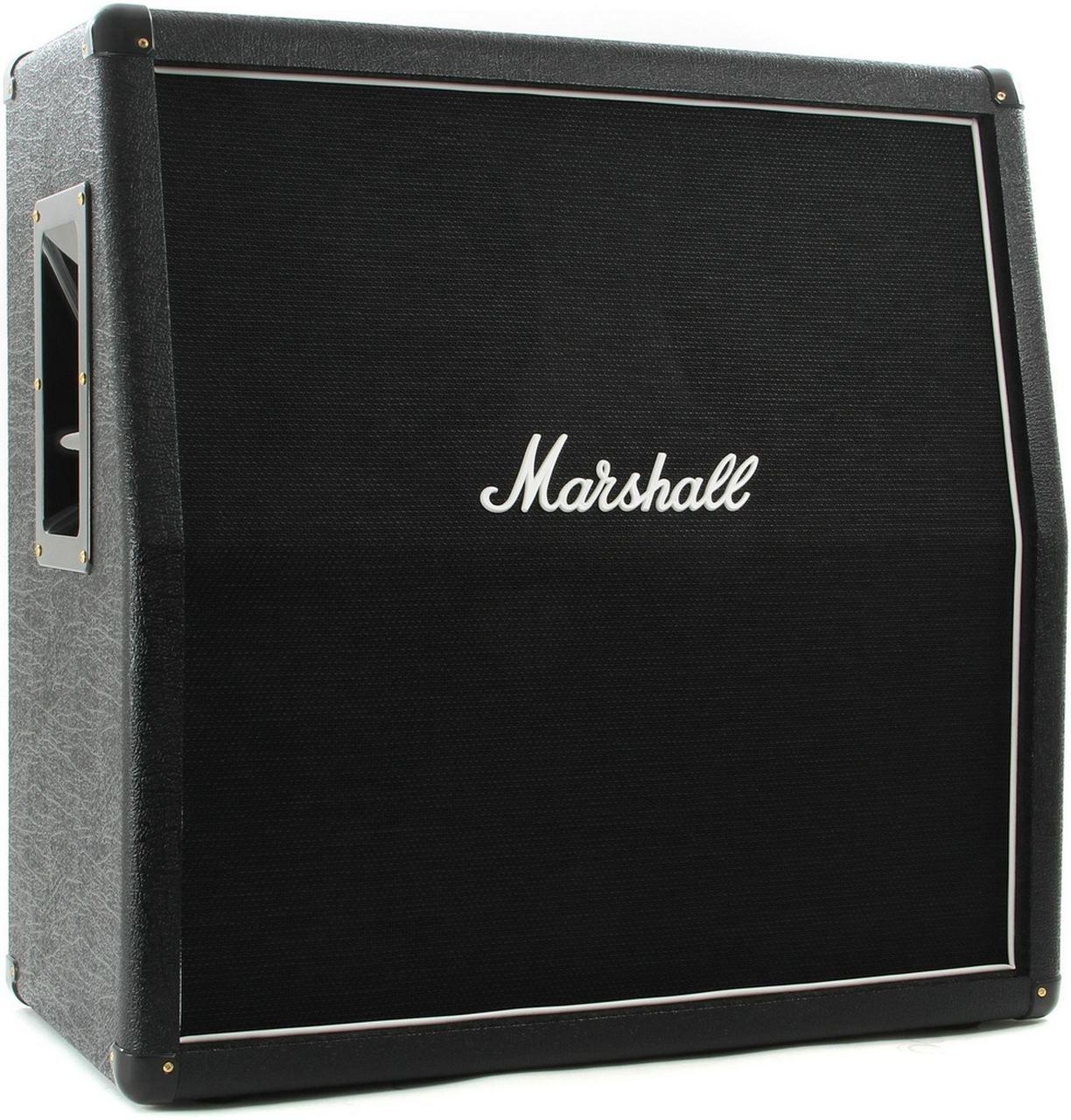 Gabinete Marshall MX412A 240W 4x12 Angulada para Guitarra