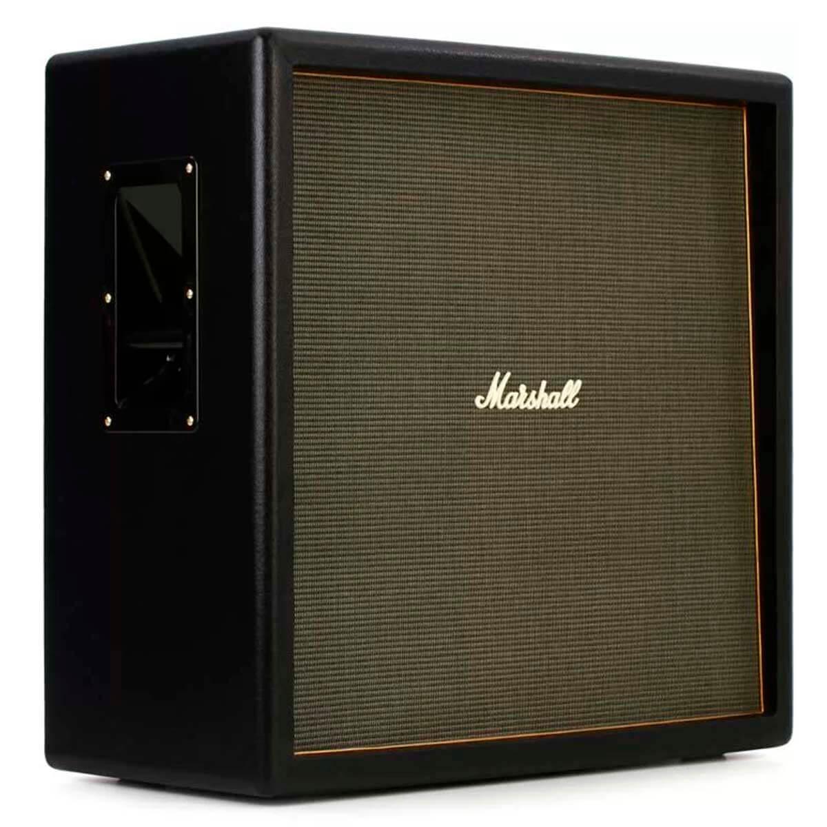 Gabinete Marshall ORI412B Origin 240W 4x12 para Guitarra