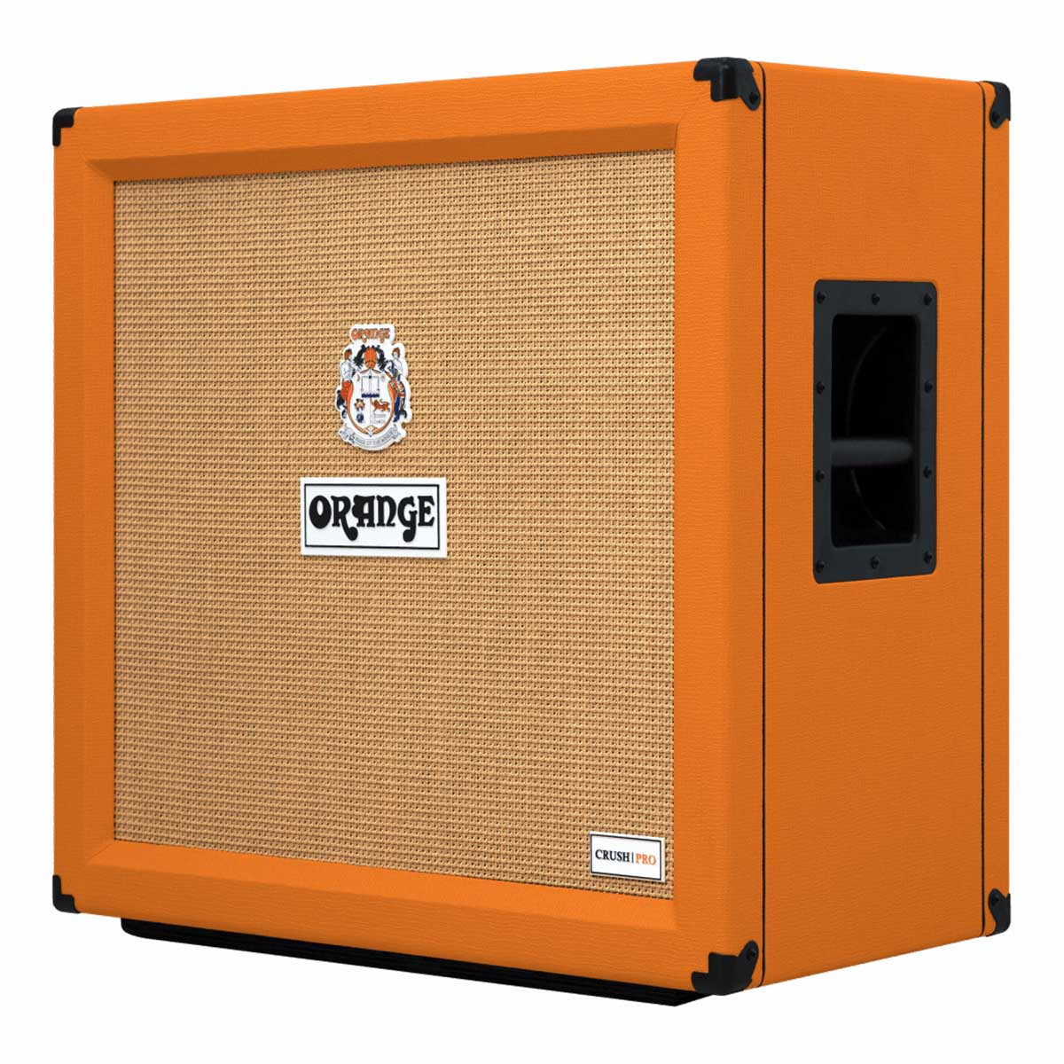 Gabinete Orange Crush Pro 412 240W 4x12 para Guitarra