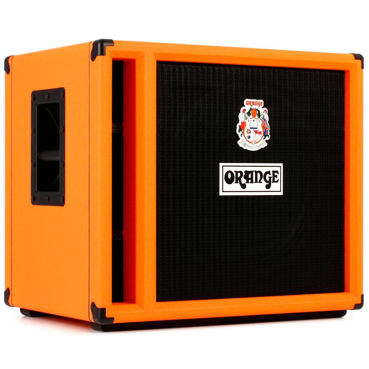 Gabinete Orange OBC210 2x10 300W para Contrabaixo
