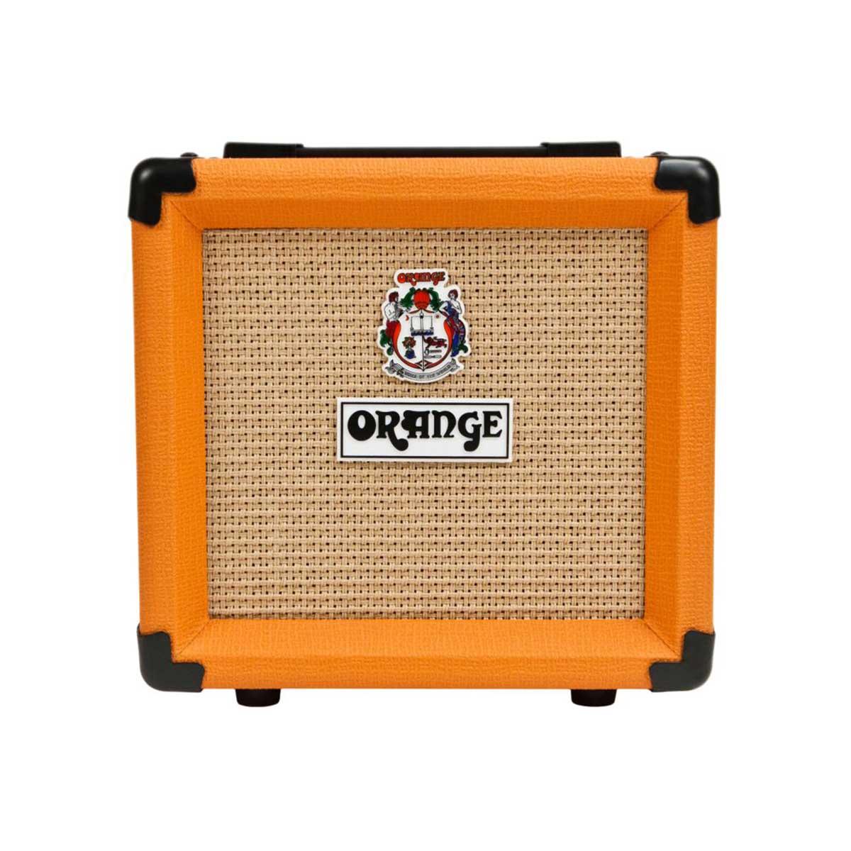 Gabinete Orange PPC108 20W 1x8 Closed Back para Guitarra