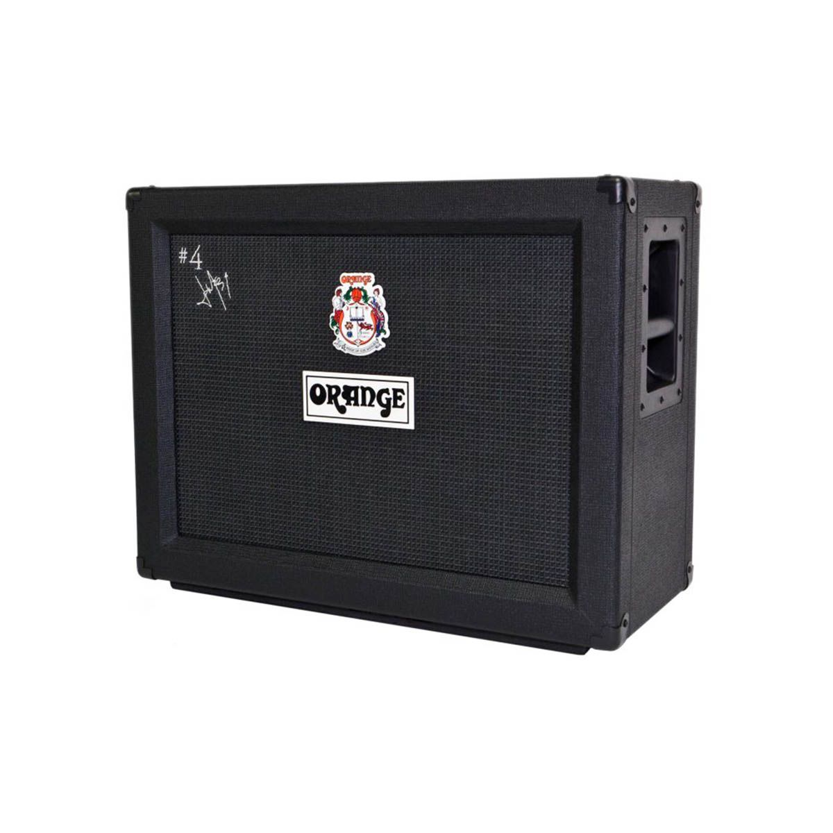 Gabinete Orange PPC 212 #4 Jim Root 120W Black para Guitarra