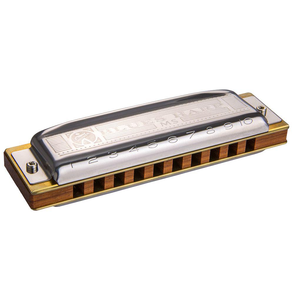 Gaita Diatônica Hohner Blues Harp 532/20 A (Lá)