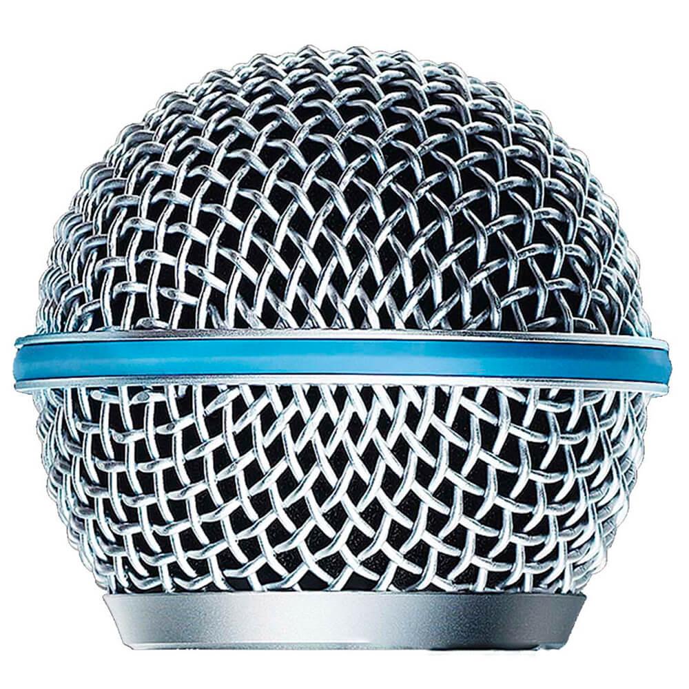 Globo Metálico Shure RK265G para Microfone Beta 58A