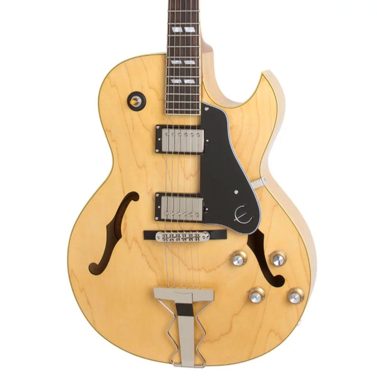 Guitarra Acústica Epiphone ES 175 Reissue Premium Natural