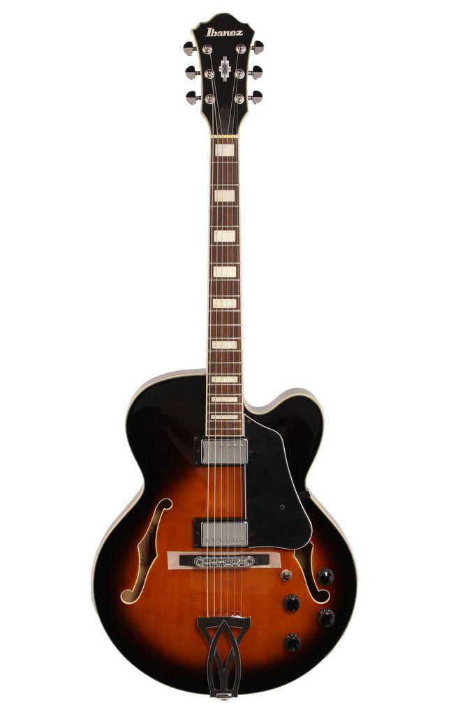 Guitarra Acústica Ibanez AF75 Vintage Sunburst