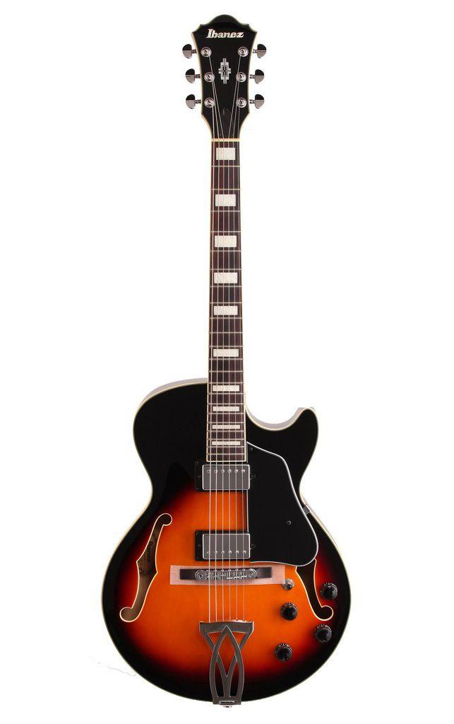 Guitarra Acústica Ibanez AG75 Vintage Sunburst