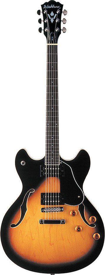 Guitarra acustica SunBurst - HB30ST - WASHBURN