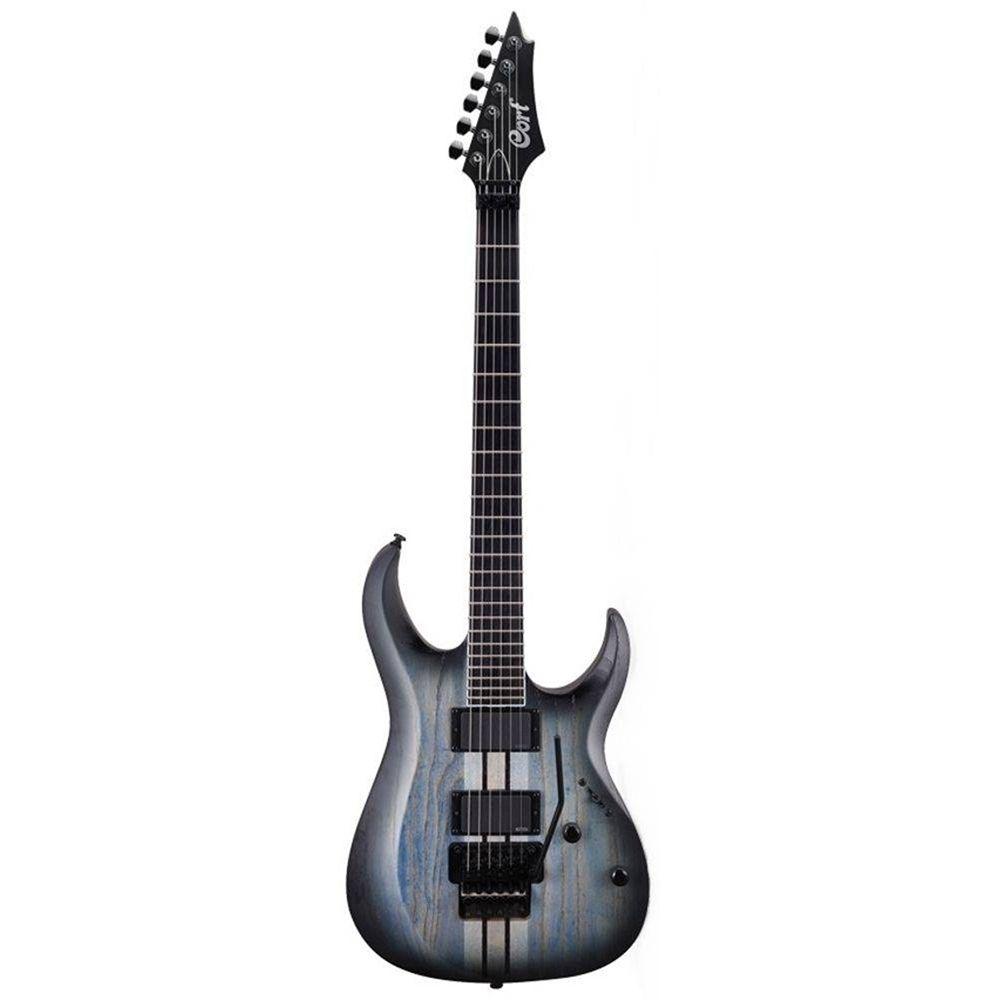 Guitarra Cort X500 OPJB EMG Open Pore Jean Burst