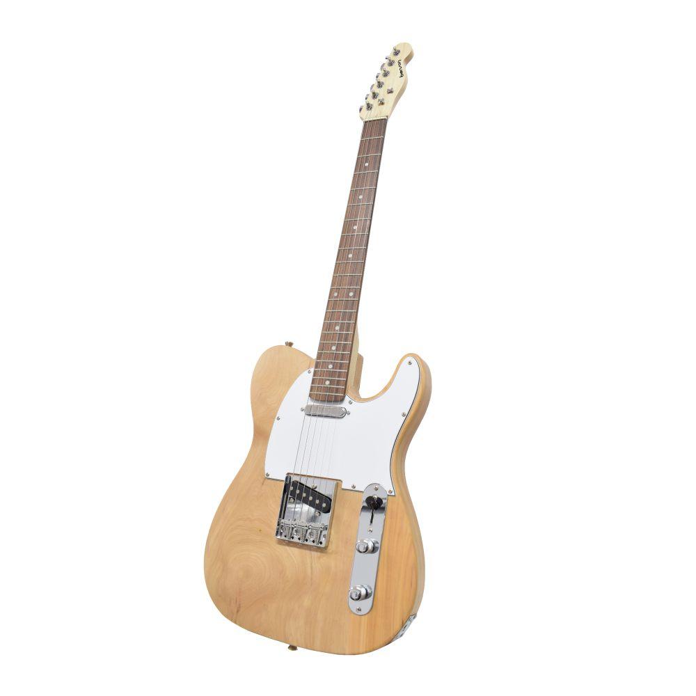 Guitarra Elétrica Benson Nemesis Madero Natural