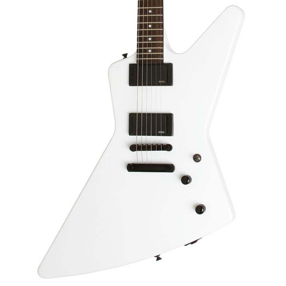 Guitarra Epiphone Explorer 1984 EX Limited Edition White
