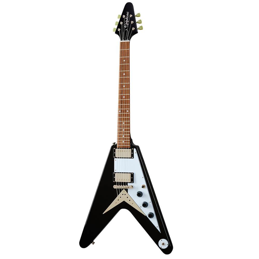 Guitarra Epiphone Flying V Black