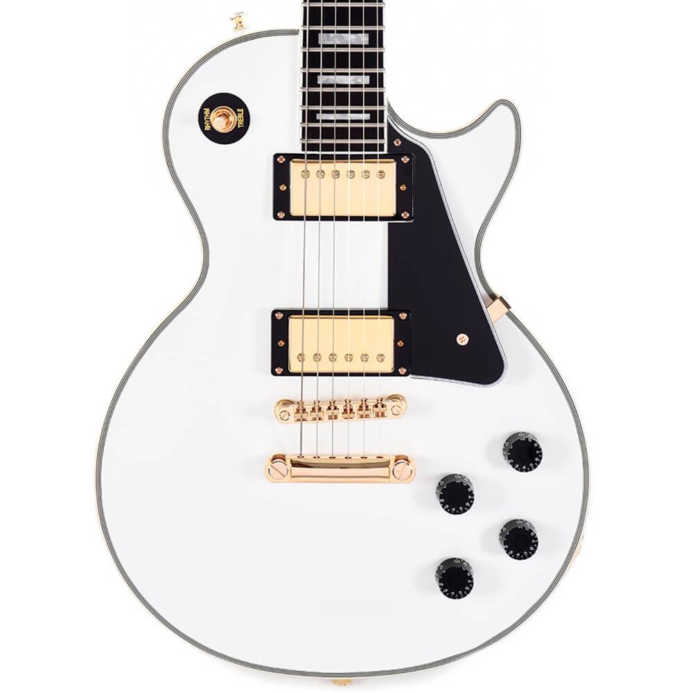 Guitarra Epiphone Les Paul Custom Alpine White