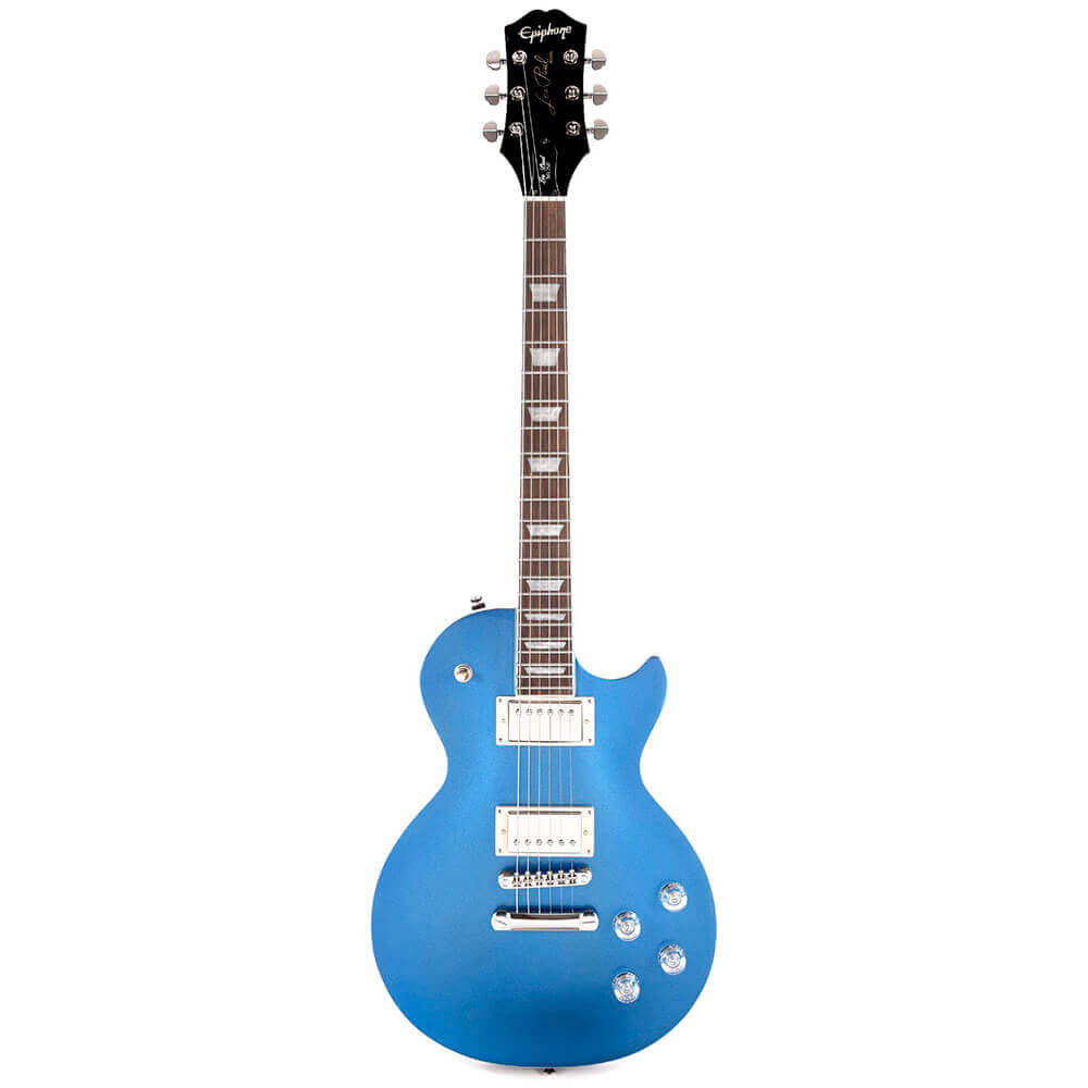 Guitarra Epiphone Les Paul Muse Radio Blue Metallic