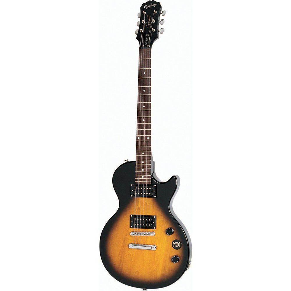 Guitarra Epiphone Les Paul Special II Vintage Sunburst