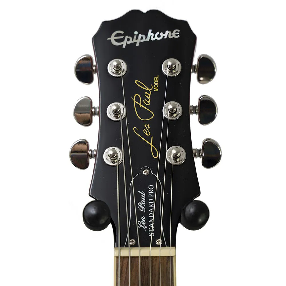 Guitarra Epiphone Les Paul Standard Plus Top Pro HCS
