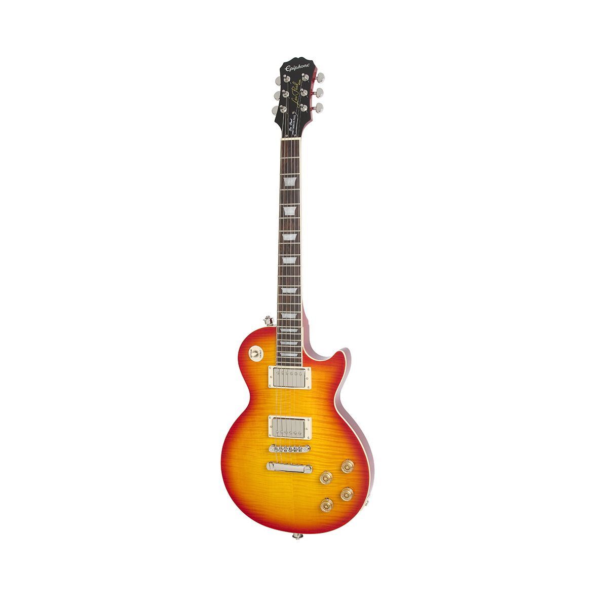 Guitarra Epiphone Les Paul Standard Tribute 1960 Outfit