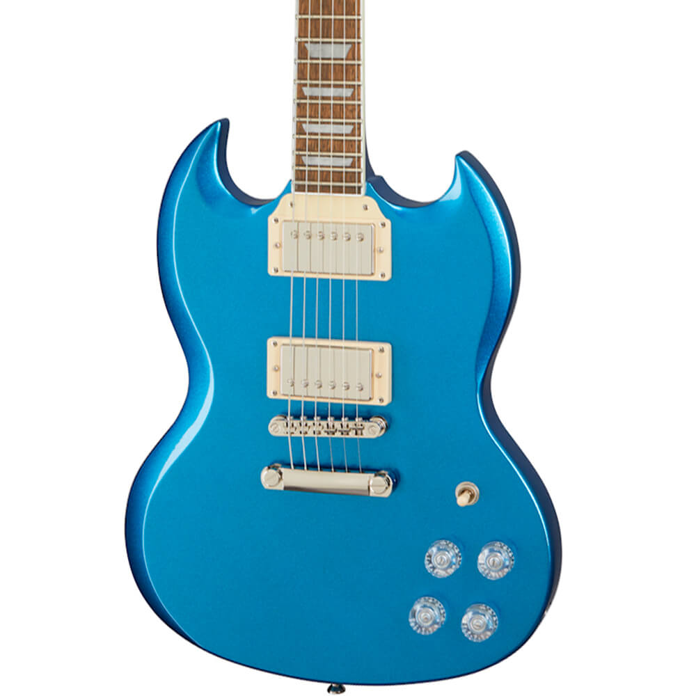 Guitarra Epiphone SG Muse Radio Blue Metallic