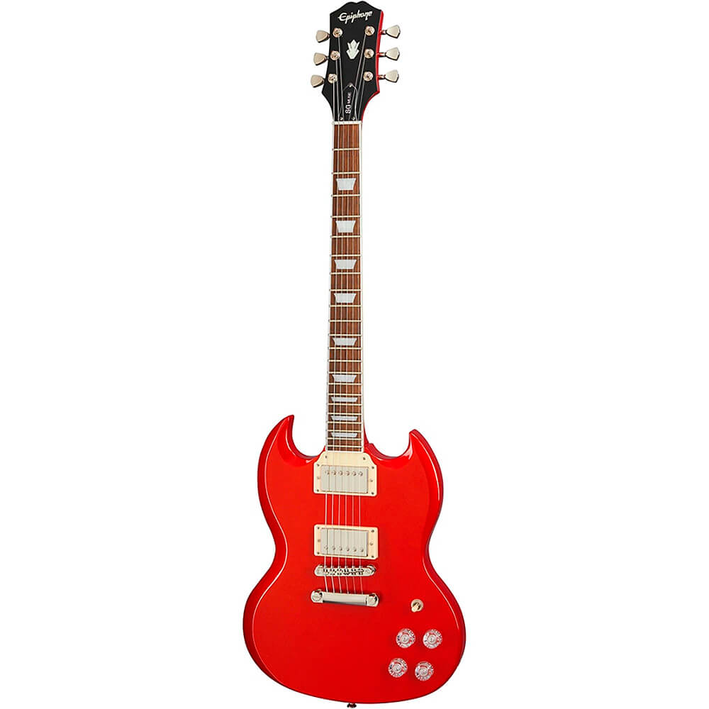 Guitarra Epiphone SG Muse Scarlet Red Metallic