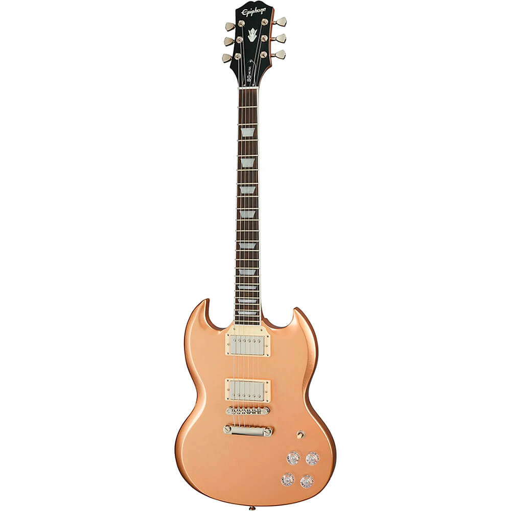 Guitarra Epiphone SG Muse Smoke Almond Metallic