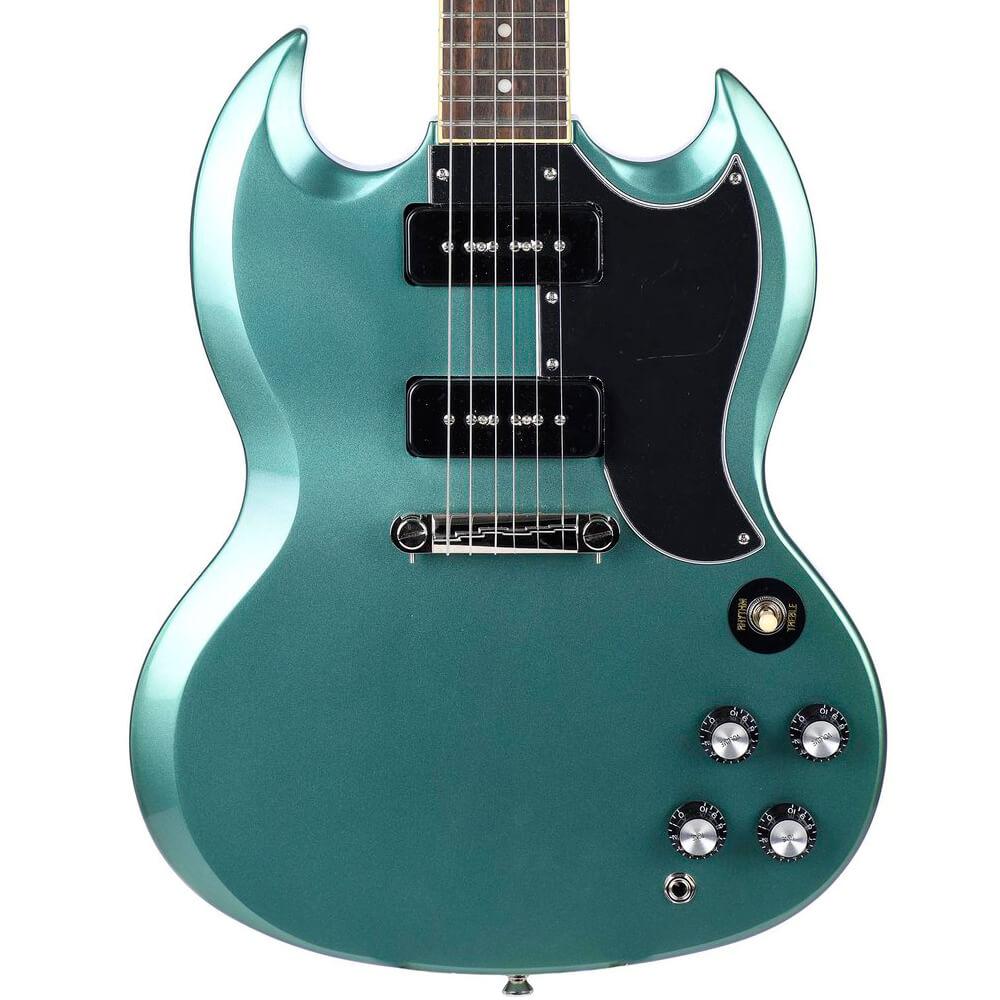 Guitarra Epiphone SG Special P90 Faded Pelham Blue