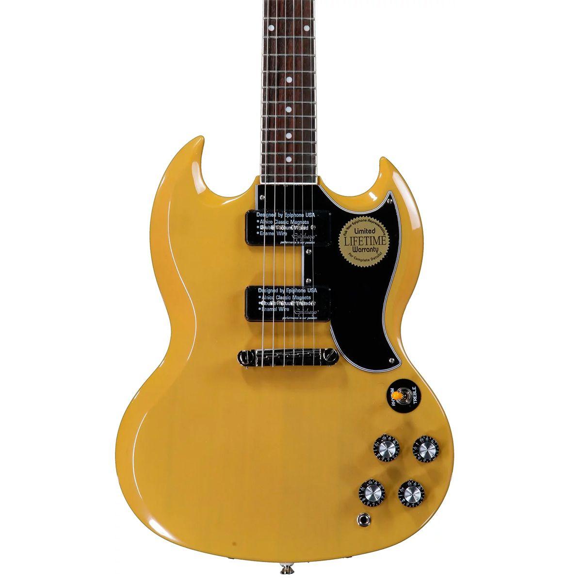 Guitarra Epiphone SG Special P90 LTD. ED. 50th com Bag