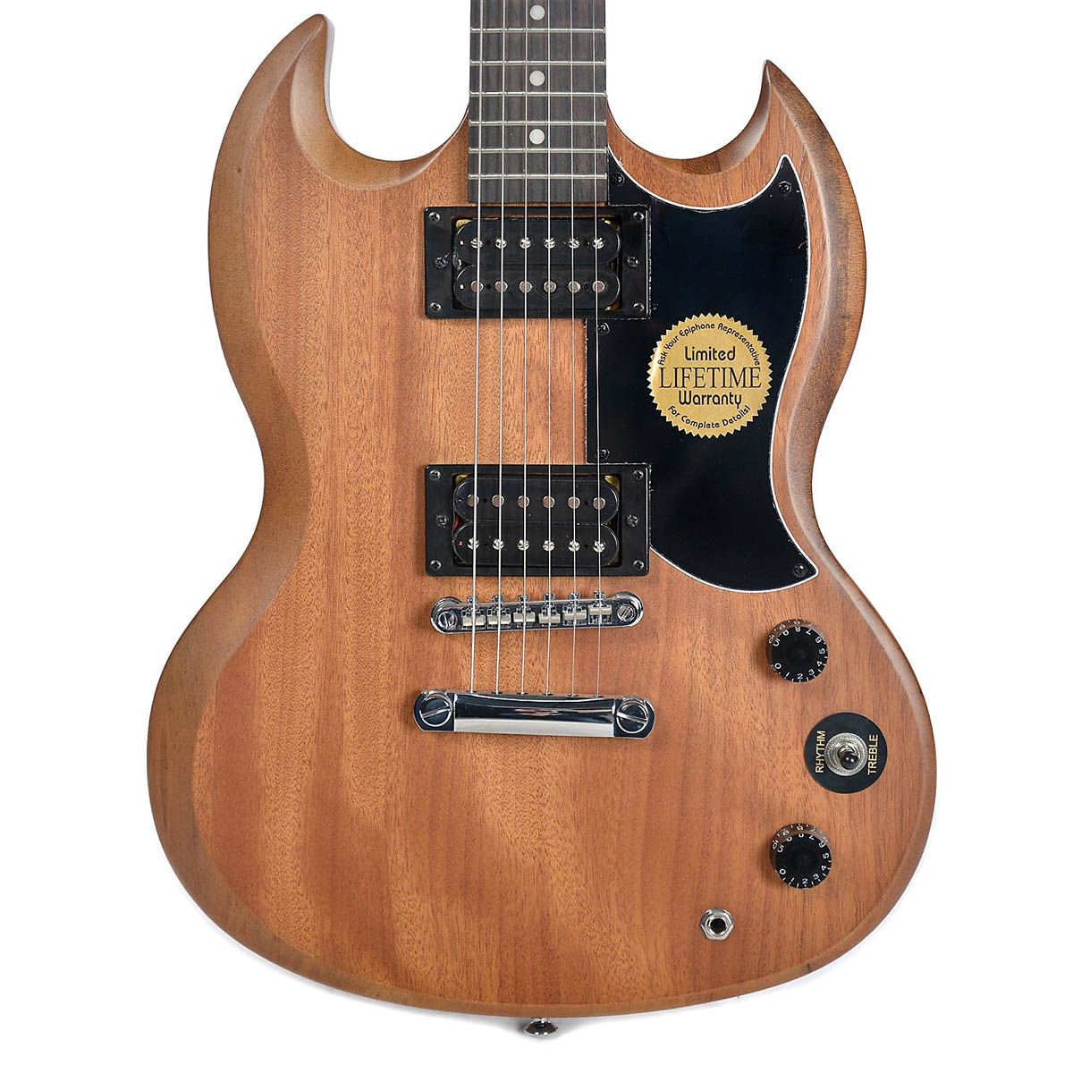 Guitarra Epiphone SG Special VE Worn Walnut