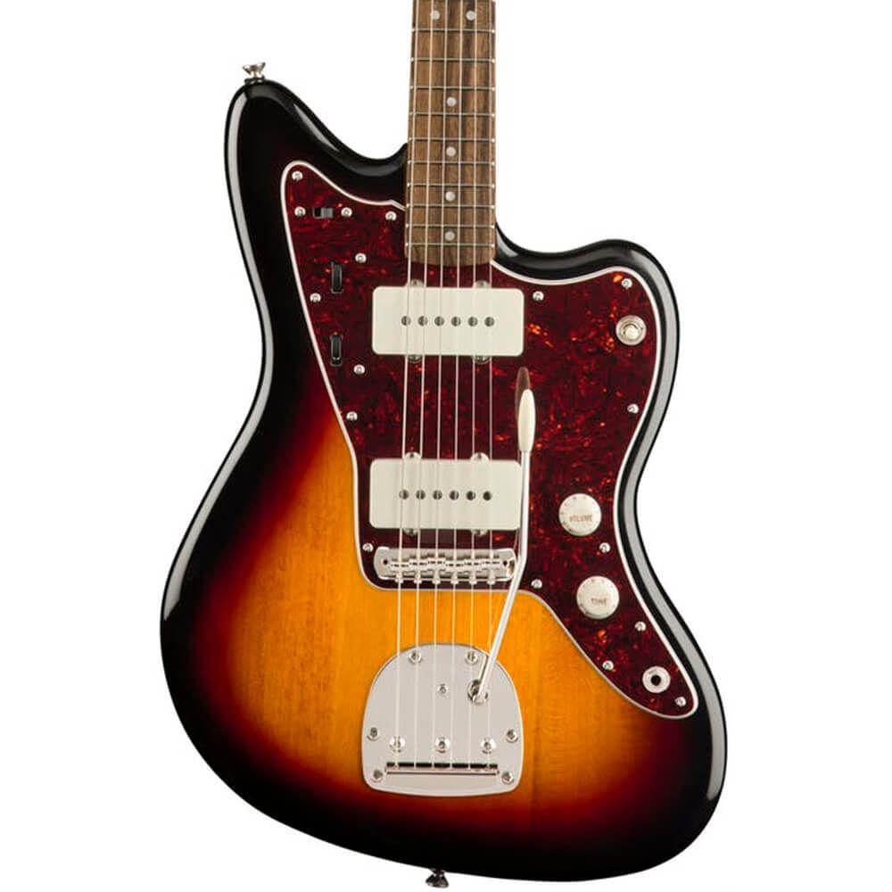 Guitarra Fender Squier Classic Vibe 60s JazzMaster Sunburst