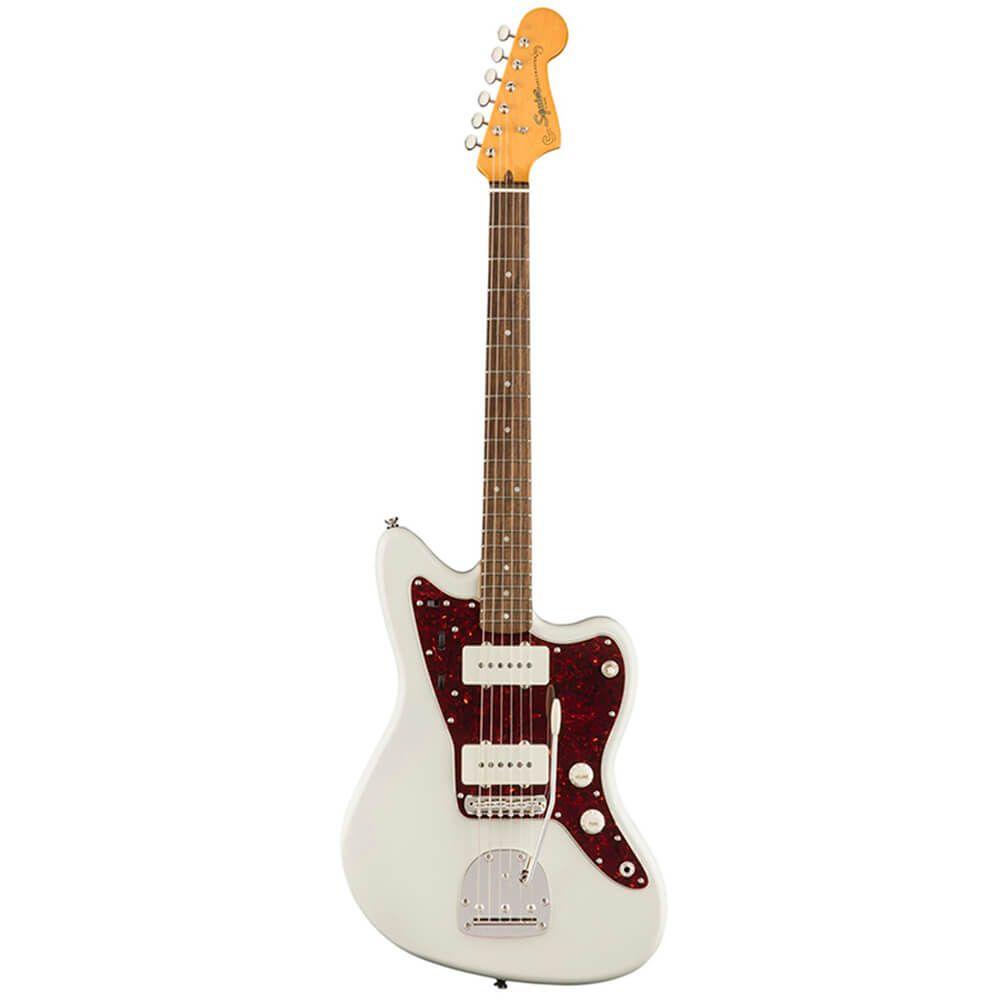 Guitarra Fender Squier Classic Vibe 60s JazzMaster White