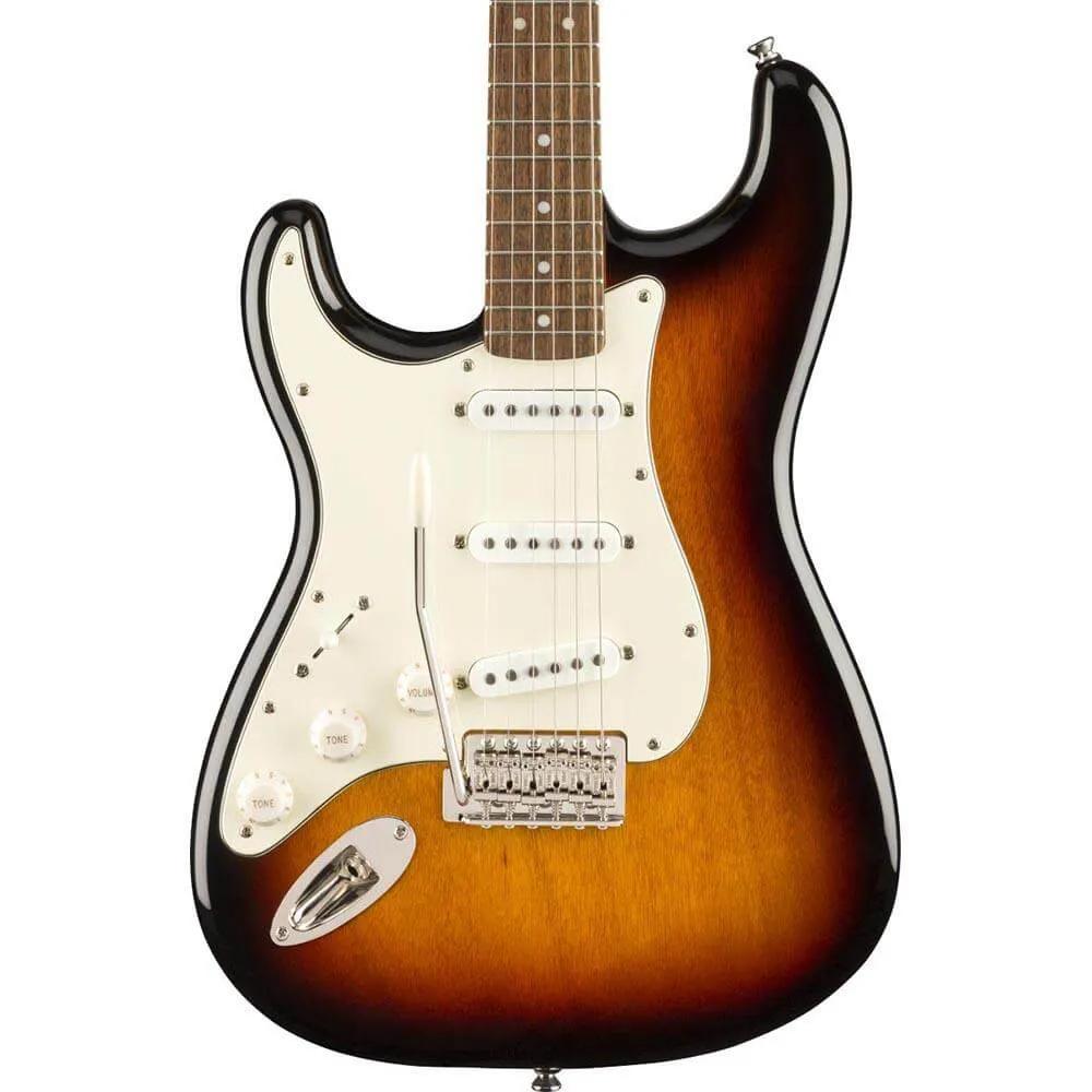 Guitarra Fender Squier Classic Vibe 60s Strato Left Sunburst