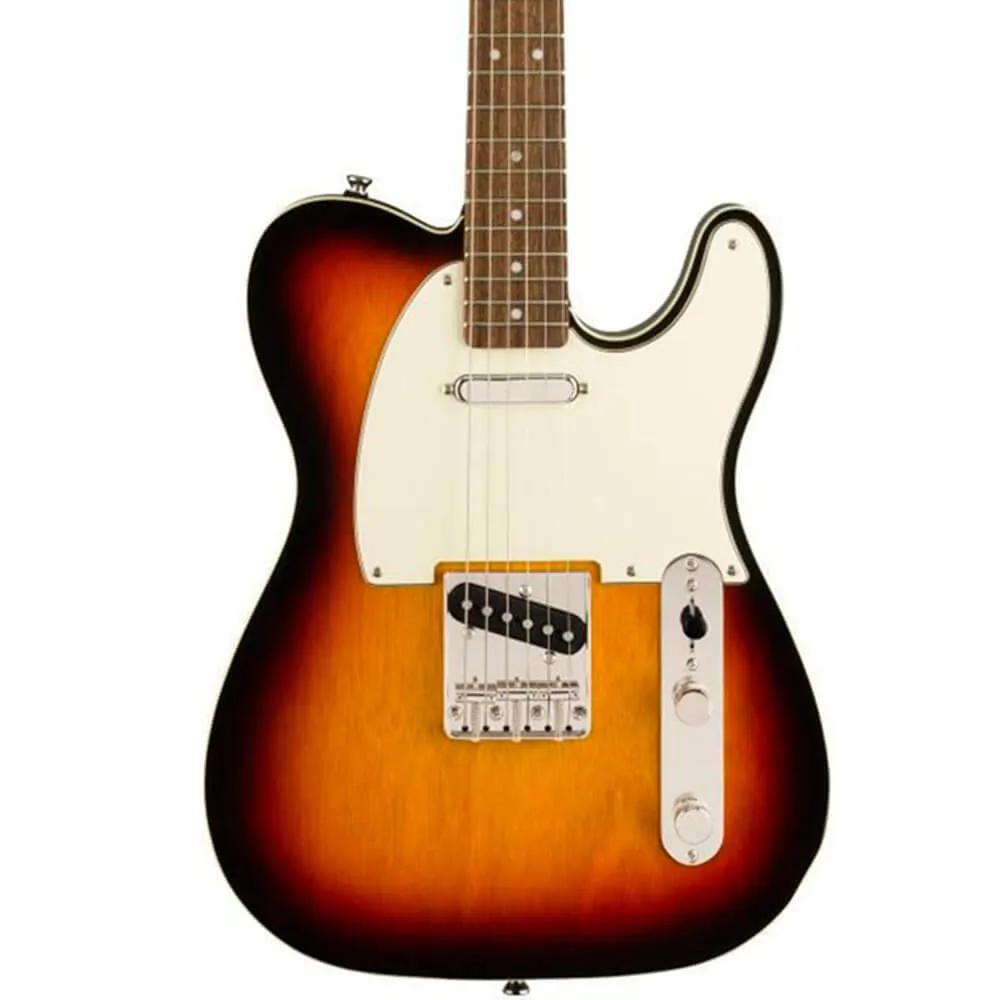 Guitarra Fender Squier Classic Vibe 60s Telecaster Custom Sunburst
