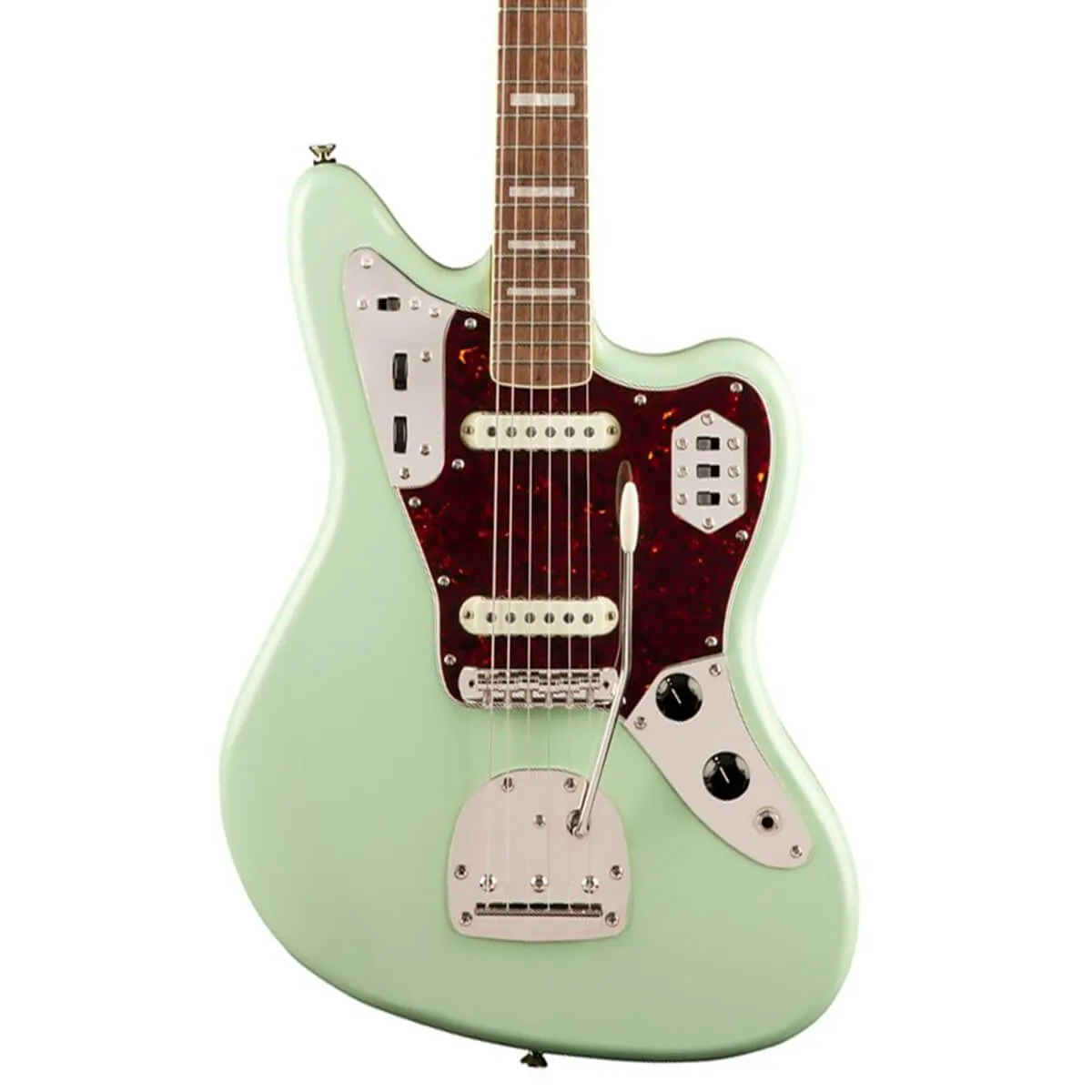 Guitarra Fender Squier Classic Vibe 70s Jaguar Surf Green